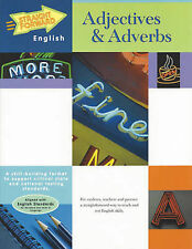 Adjectives & Adverbs (Straight Forward English), Collins, Stan, New Condition