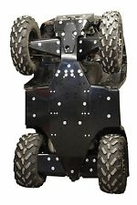 2015 2016 Polaris 850 & 1000 XP Sportsman HDPE poly skid plate Iron Baltic