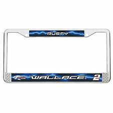RUSTY WALLACE #2 LAST CALL LICENSE PLATE FRAME USA
