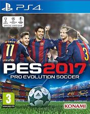Pes 2017: Pro Evolution Soccer PS4