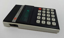 Calcolatrice Elettronica Sharp EL-8031 Elsi mate Electronic calculator vintage