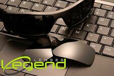 A33 Dark Black POLARIZED Replacement Legend Lenses For Oakley GASCAN S (small)
