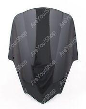 Windshield WindScreen For Yamaha FZ1 2006-2011 2009 2010 Black K