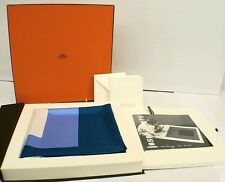 JOSEF ALBERS Limited Edition Scarf by Hermès Editeur edition #16 REDUCED ON SALE