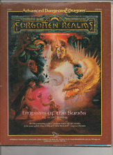 Advanced Dungeons & Dragons 1st Ed Forgotten Realms Empires of the Sands w/Maps!