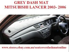 DASH MAT, GREY DASHMAT FIT MITSUBISHI LANCER  2003 - 2006,GREY