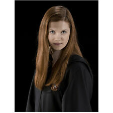Harry Potter Bonnie Wright As Ginny Weasley In School Cape 8 x 10 Inch Photo