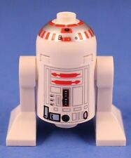 LEGO® STAR WARS™ 7259 R5-D4™ Red Highlights 2005 Astromech Minifigure