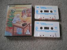 Children's A Christmas Carol double cassette by Charles Dickens