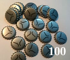 100 x 26mm Western Home Brew Bottle Caps Very Good Seal Quality Fast Shipping