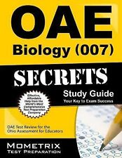 Oae Biology (007) Secrets Study Guide : OAE Test Review for the Ohio...