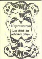 Heptameron-el libro de magia secreta-frater ertus, ocultas magia-rar