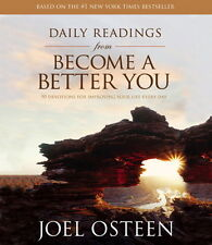 New 3 CD Daily Readings from Become a Better You (Joel Osteen)