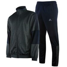 adidas Iconic Poly Tracksuit Mens SIZE L REF 5563*