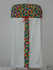 Very Hungry Caterpillar Dots Nappy Diaper Stacker 100% Cotton - Great Gift Idea