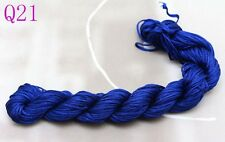 28m Nylon Chinese Knot Cord Thread For Braided Bracelet 1mm Dia free post Q21