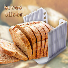 Hot sale Bread Toast Slicer Loaf Sandwich Slicer Slice Cutter Mold Maker Slicing