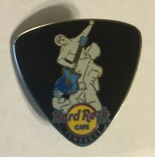 Hard Rock Cafe 2012 Florence Statue of Abduction Sabine Virgins Guitar Pick Pin
