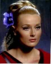 CELESTE YARNALL Signed Autographed STAR TREK YEOMAN MARTHA LANDON Photo