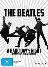The Beatles A Hard Day's Night (DVD, 2014) BRAND NEW SEALED