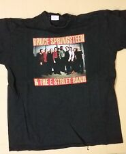 "Bruce Springsteen &The E Street Band Camiseta oficial ""Chicago, IL, Tour 1999"""