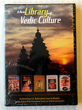The Library of Vedic Culture ~ RARE New Sealed PC CD-ROM Computer Education