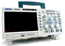 """Osciloscopio Digital Hantek DSO5072P 2CH 70MHz 1GS/s 7"""" in TFT WVGA 800*480 Reino Unido Envío"""