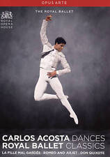 Carlos Acosta Dances Royal Ballet Classics New DVD