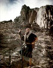 Charlton Heston UNSIGNED photo - C53 - The Ten Commandments