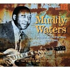 MUDDY WATERS - MESSIN' WITH THE MAN  CD NEU