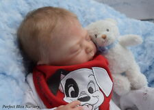*PBN*  YVONNE ETHERIDGE REBORN BABY BOY DOLL 0917 SCULPT LEAH BY SANDRA WHITE