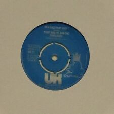 """TERRY DACTYL AND THE DINOSAURS 'ON A SATURDAY NIGHT' UK 7"""" SINGLE"""