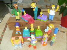 14  figurines figures figuras figuren pvc simpsons quick