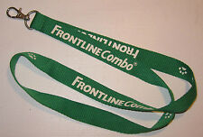 Frontline COMBO CHIAVE nastro Lanyard Nuovo (a47)