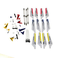 3Color Quick Wear Parts Blades Set for Syma S107G RC Helicopter Replacement part