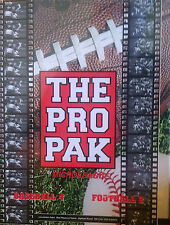 MICROLEAGUE THE PRO PAK Baseball 4 and Football 2! Vintage PC DOS! NEW! SEALED!