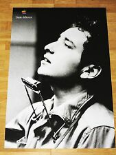 APPLE THINK DIFFERENT POSTER - BOB DYLAN / 24 x 36 by STEVE JOBS 61 x 91 CM MINT