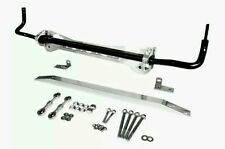 EM1 EK EK9 Honda Civic POLISHED LOWER SUBFRAME + TIE BAR + 24mm SWAY BAR COMBO