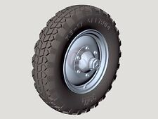 Panzer Art 1/35 Mercedes W31 type G4 Staff Car Road Wheels (Commercial) RE35-425