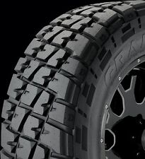 General Grabber 35X12.5-18 E Tire (Set of 4)