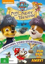 Paw Patrol : Pups and the Pirate Treasure : NEW DVD