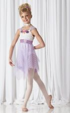Sweet and Lovely Fairy Cut Princess Orchid Ballet Dress Clearance Child X-Small