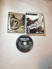 Sniper Elite V2  PlayStation 3  Game ( PlayStation 3, PS3 )
