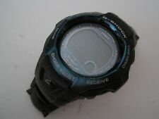 VINTAGE USED CASIO G SHOCK WAVE CEPTOR WATCH PARTS ONLY 2819 GW 700 BDJ NR !!