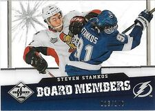 12/13 Panini Limited Board Members Insert #23 Steven Stamkos #016/199