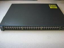 CISCO CATALYST 2950T-48-SI 48 PORT ETHERNET SWITCH