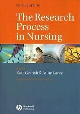 The Research Process in Nursing-ExLibrary