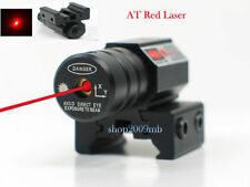 New Red Dot Laser/sight with 11/20mm Rail Mount Fit For  Hunting