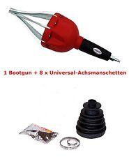 Bootgun Achsmanschettenspreizer Rot BG-110-R + 8 Achsmanschette BKUV03 Werkzeug