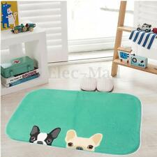 Chihuahua Dog Rug Anti-Slip Plush Door Pad Floor Bathroom Indoor Mat Carpet Rugs